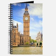 London Bridge And Big Ben Journal