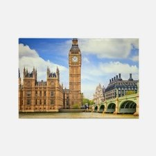 London Bridge And Big Ben Magnets