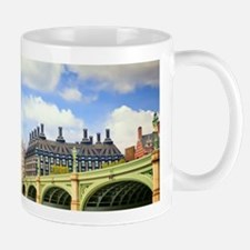 London Bridge And Big Ben Mugs