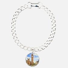 London Bridge And Big Ben Bracelet