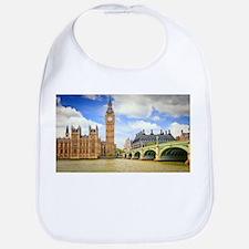 London Bridge And Big Ben Bib