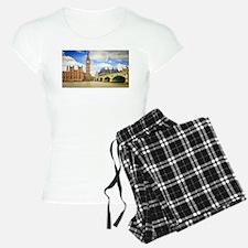 London Bridge And Big Ben Pajamas