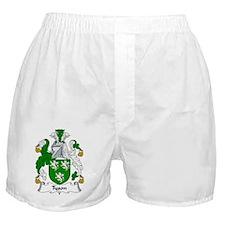 Tyson Family Crest Boxer Shorts