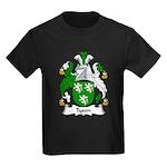 Tyson Family Crest Kids Dark T-Shirt