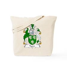 Tyson Family Crest Tote Bag