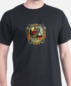 Vintage Witch T-Shirt