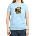 Vintage Witch Women's Light T-Shirt