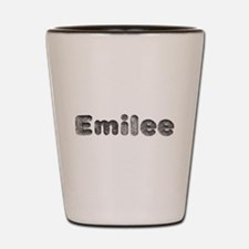 Emilee Wolf Shot Glass