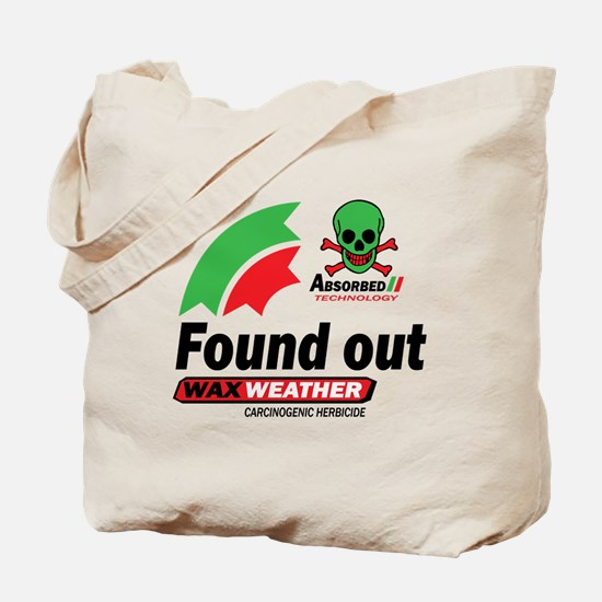 Found out Tote Bag