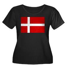 Danish Flag T