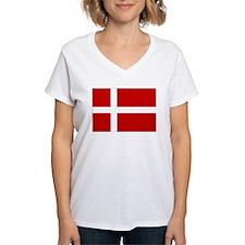 Danish Flag Shirt