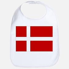 Danish Flag Bib