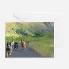 Greeting Cards (Pk of 20) - Run by the River