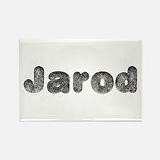Jarod Wolf Rectangle Magnet