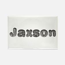 Jaxson Wolf Rectangle Magnet