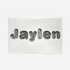 Jaylen Wolf Rectangle Magnet