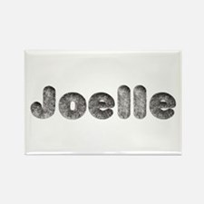 Joelle Wolf Rectangle Magnet