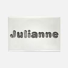 Julianne Wolf Rectangle Magnet