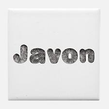 Javon Wolf Tile Coaster