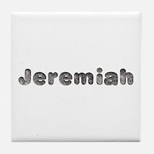 Jeremiah Wolf Tile Coaster