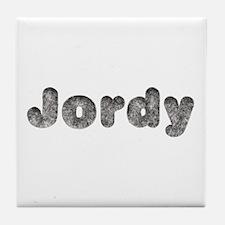 Jordy Wolf Tile Coaster