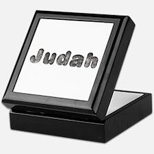 Judah Wolf Keepsake Box