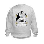 Twine Family Crest Kids Sweatshirt