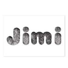 Jimi Wolf Postcards 8 Pack