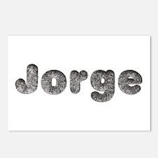 Jorge Wolf Postcards 8 Pack
