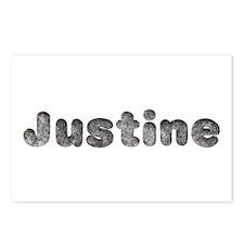 Justine Wolf Postcards 8 Pack