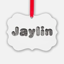 Jaylin Wolf Ornament