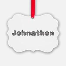 Johnathon Wolf Ornament