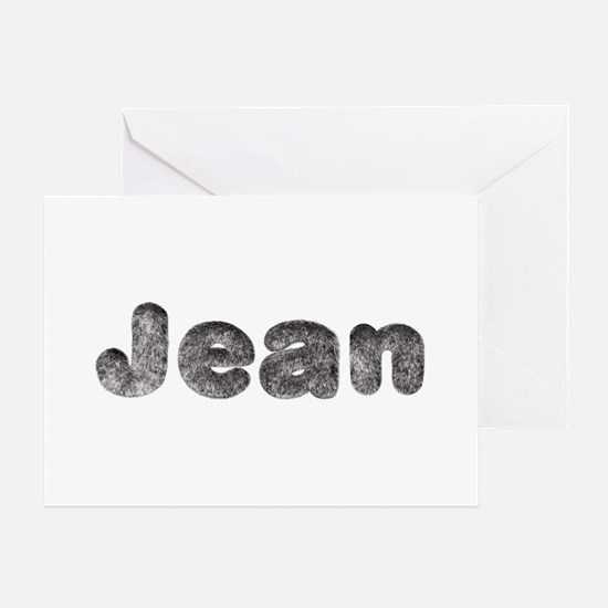 Jean Wolf Greeting Card