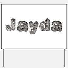 Jayda Wolf Yard Sign