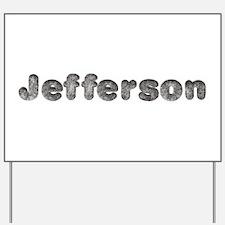 Jefferson Wolf Yard Sign