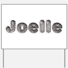 Joelle Wolf Yard Sign