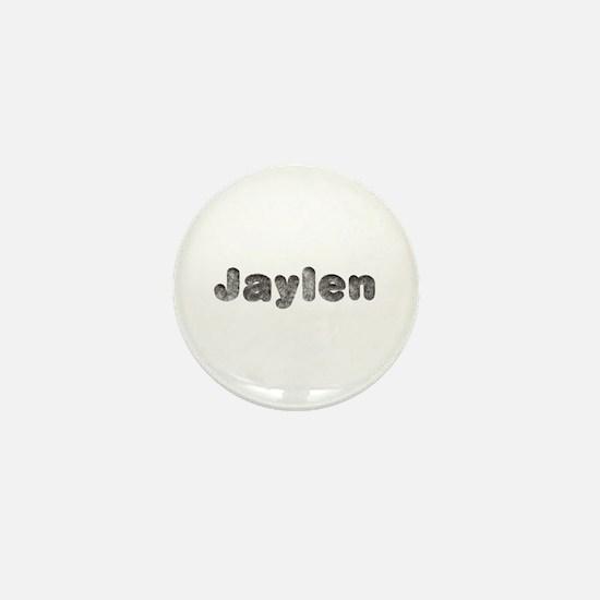 Jaylen Wolf Mini Button