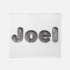 Joel Wolf Throw Blanket