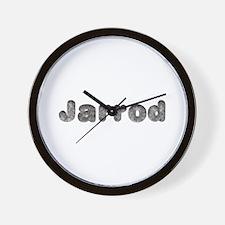 Jarrod Wolf Wall Clock