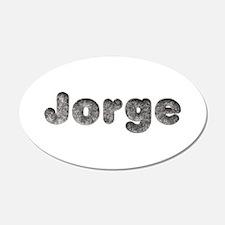 Jorge Wolf Wall Decal