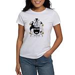 Tunstall Family Crest Women's T-Shirt
