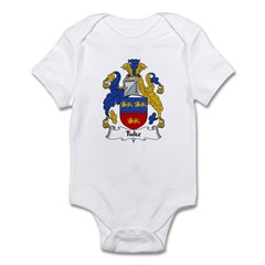 Tuke Family Crest Infant Bodysuit
