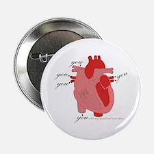You Enter My Heart Button