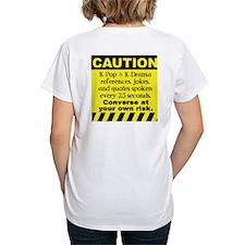 Caution K spoken here T-Shirt