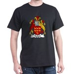 Tuckett Family Crest Dark T-Shirt