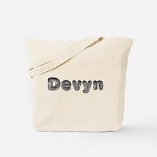 Devyn Wolf Tote Bag