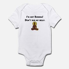 I'm Not Buddha! Infant Bodysuit