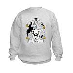 Tuck Family Crest Kids Sweatshirt