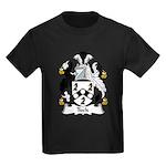 Tuck Family Crest Kids Dark T-Shirt