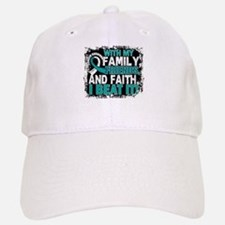 Cervical Cancer Survivor FamilyFriendsFaith Hat